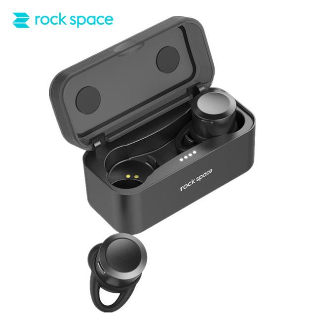 Écouteurs sans fil bluetooth Rockspace EB10