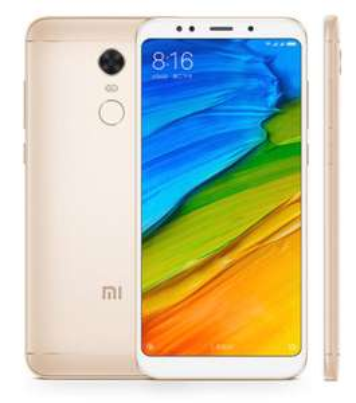 "Smartphone 5.99"" Xiaomi Redmi 5 Plus Or - Snapdragon 625, ROM 32 Go, RAM 3 Go (Sans B20)"