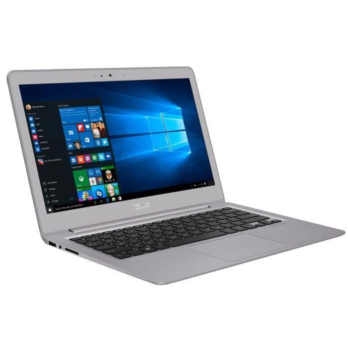 "PC Portable 13,3"" Asus ZenBook UX330UA-FC179T - Full HD, i5-7200U, 8 Go RAM, 256 Go SSD, Windows 10"