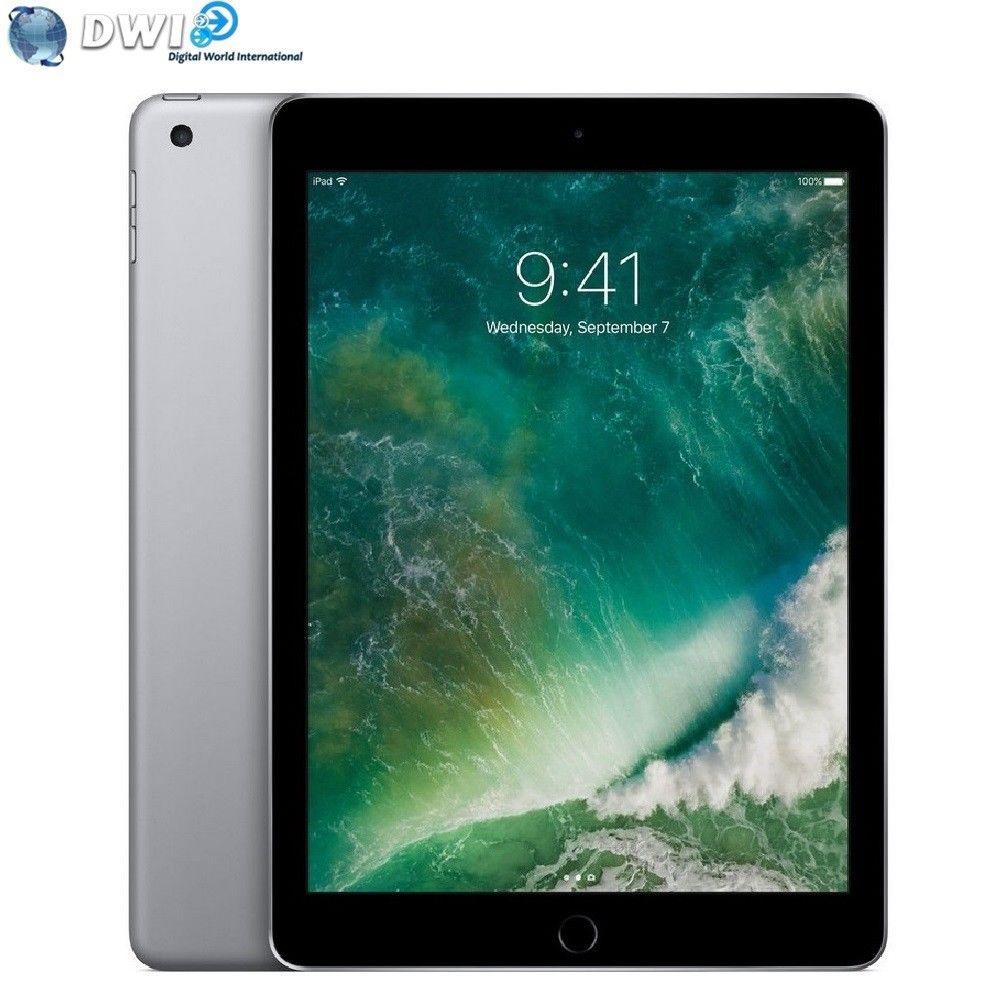 """Tablette 9.7"""" Apple iPad 2017 - 32 Go, WiFi, Argent et noir (dwi-digital-cameras) (249.99€ avec le code PROMO15)"""