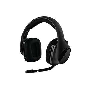Casque Gaming sans Fil Logitech G533 avec Son Surround DTS 7.1