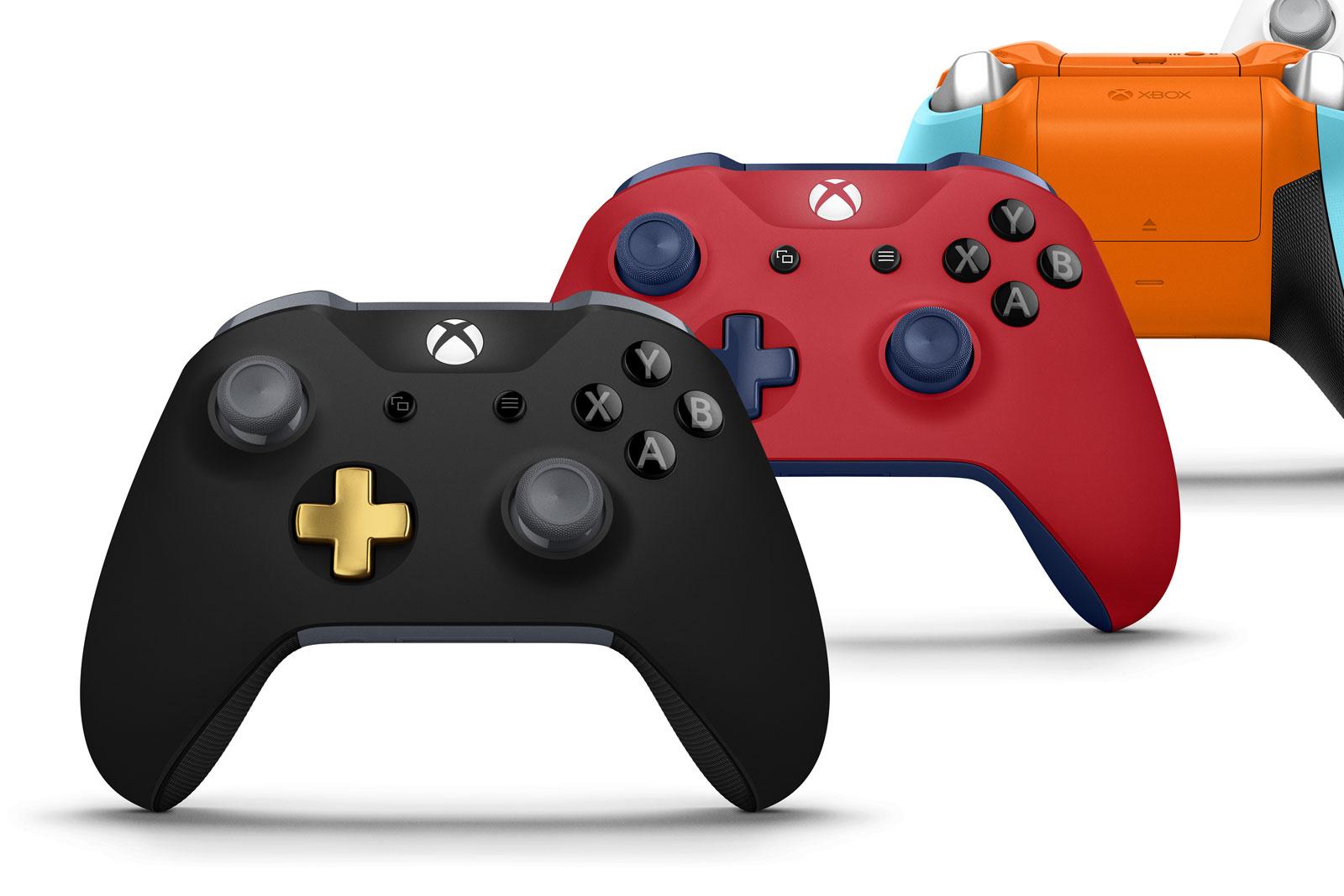Gravure (Au lieu de 9.99€) et Livraison Offertes sur les Manettes Xbox Design Lab -  A partir de 64.99€