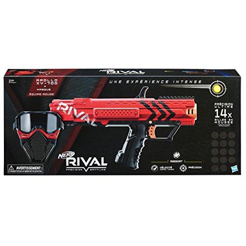 Sélection de jouets Nerf en promotion - Ex : Nerf Rival Apollo XV 700 + 1 masque de protection (B9777FR20)