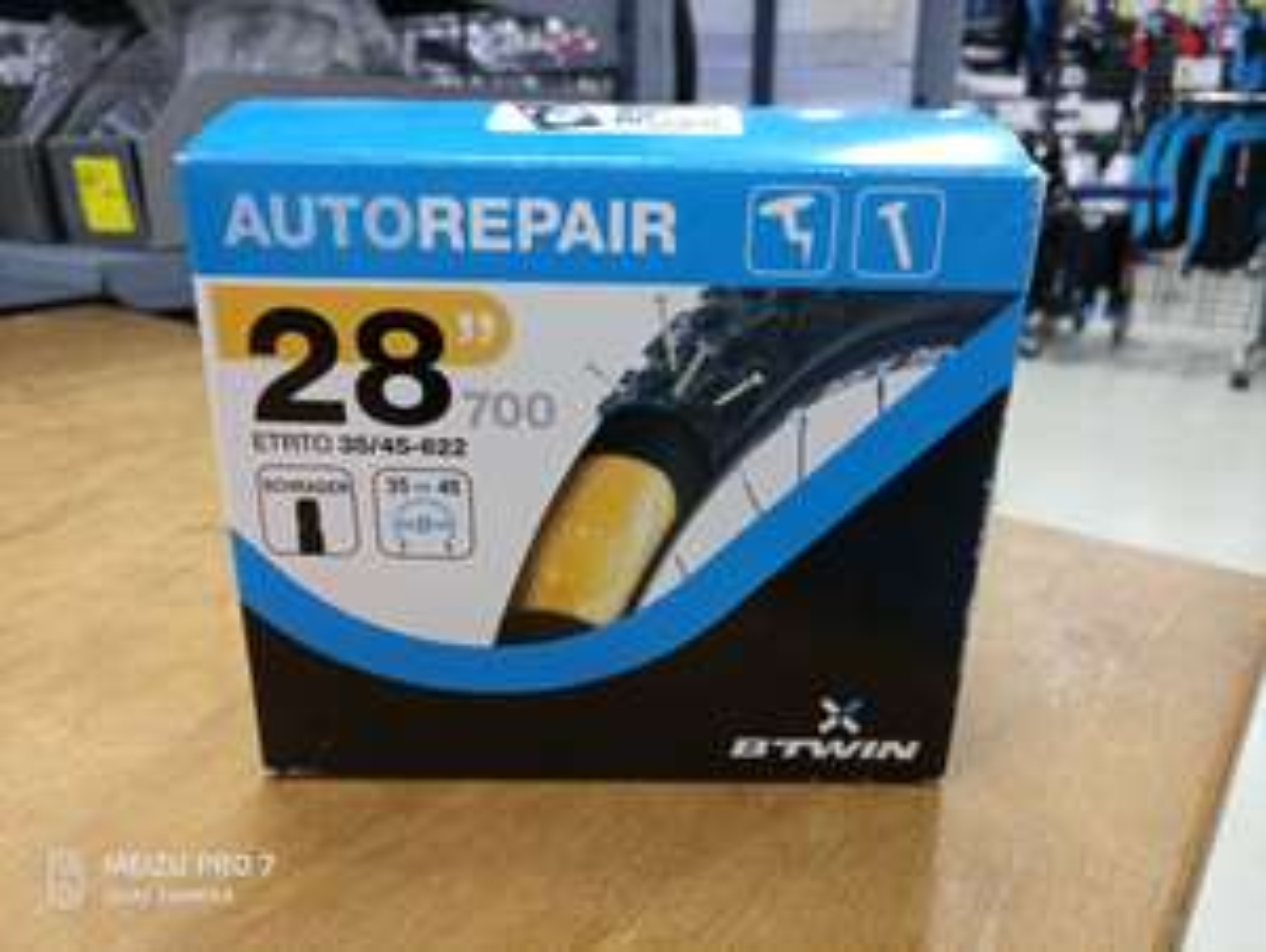 Chambre a Air AutoRepair Btwin - Oyonnax (01)