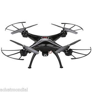 Drone Syma X5HC 2.4G 4CH 6Axis Gyro - RC