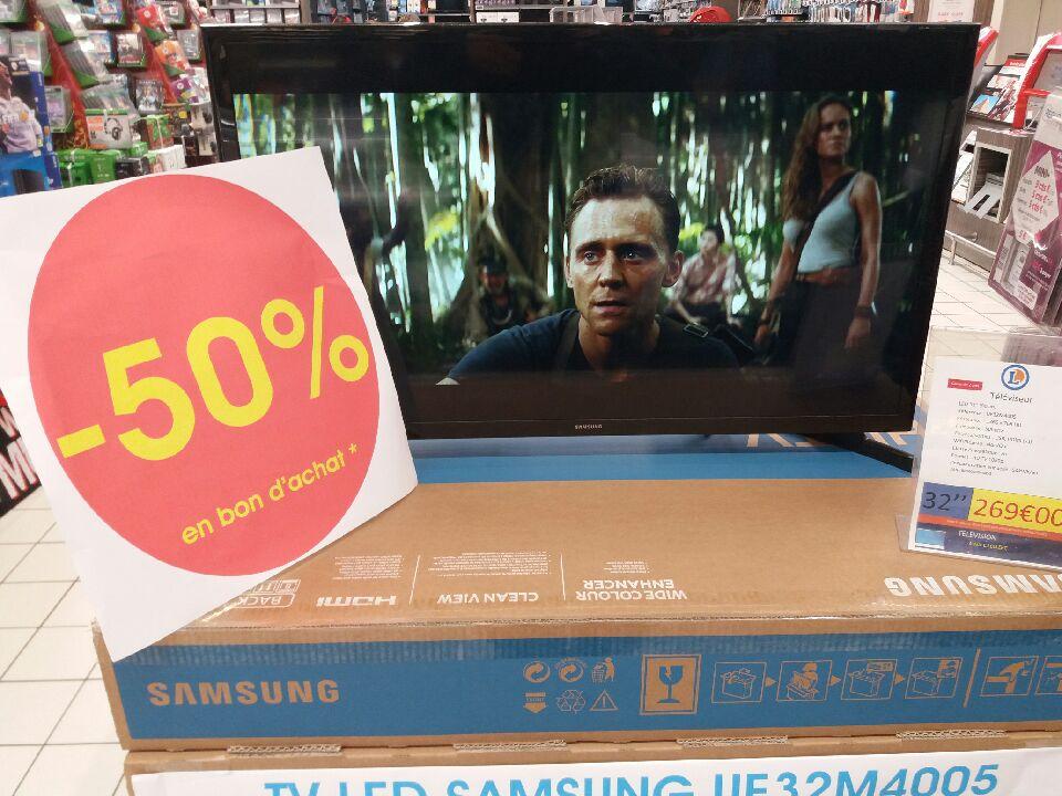 """TV 32"""" Samsung UE32M4005 - 81 cm (via 124.50€ en bon d'achat) - Saint-Apollinaire (Côte d'Or, 21)"""