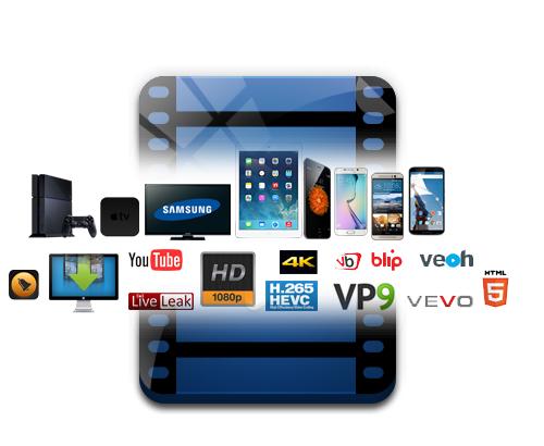 Logiciel HD Video Converter Factory Pro 9 Gratuit sur PC