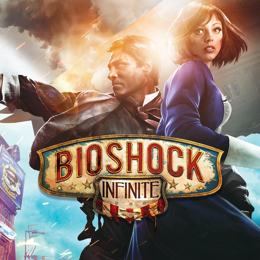 Bioshock Infinite sur PC/Mac (Steam)