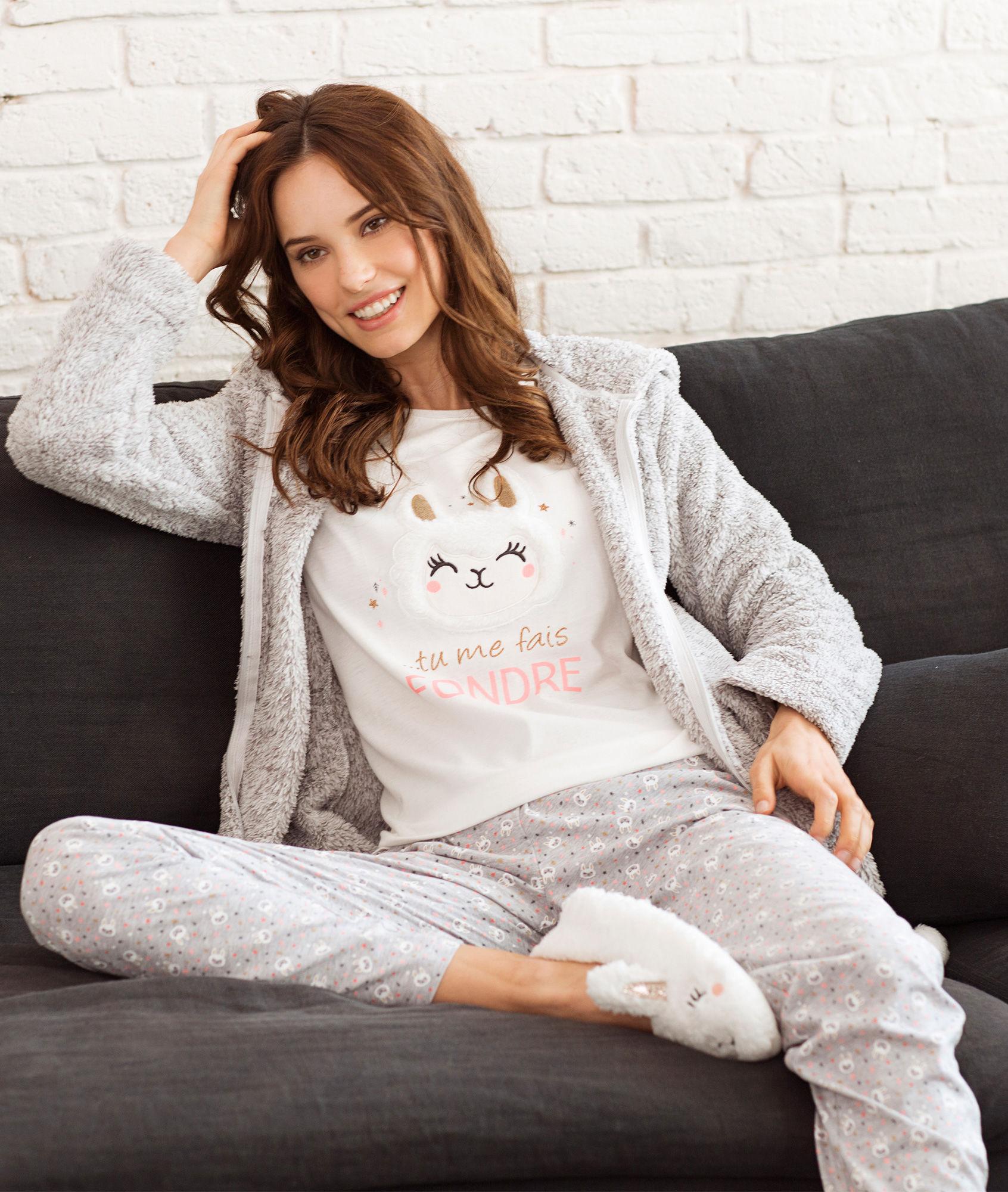 Sélection d'ensembles de pyjamas 3 pièces à 39€ - Ex : Helza (du XS au XL)