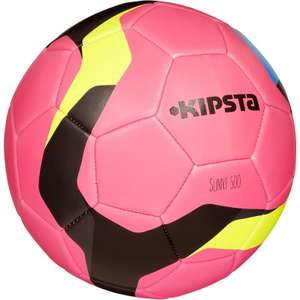 Ballon de Football Kipsta Sunny 500 Rose - Taille 5