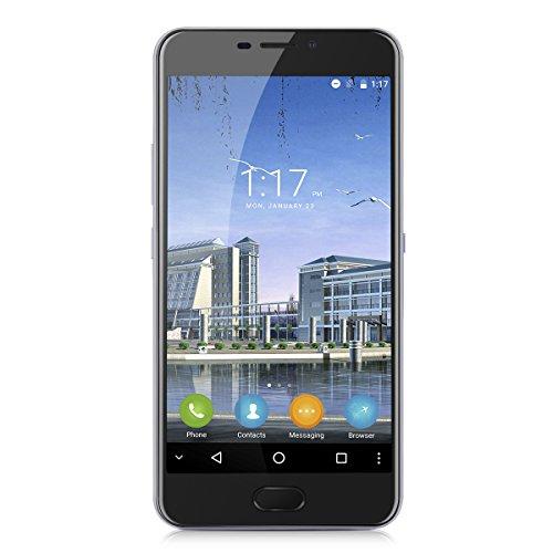 "Smartphone 5.5"" Ulefone Gemini - 3 Go RAM, 32 Go, Dual SIM + bracelet connecté (vendeur tiers)"