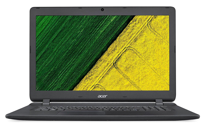 """PC portable 17,3"""" Acer Aspire ES1-732-P8JS  - Intel Pentium, 8 Go RAM, 1 To"""
