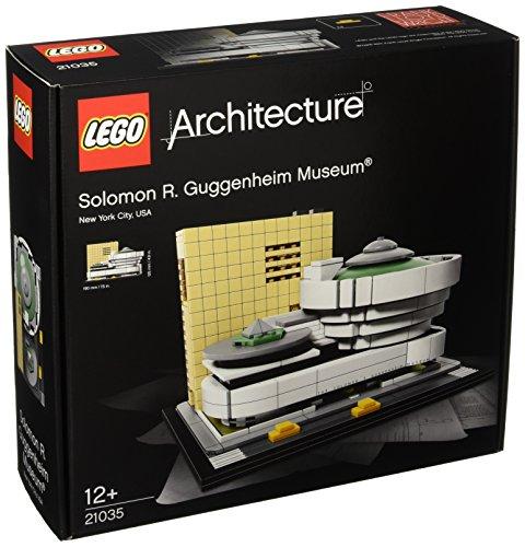 Jouet Lego Architecture - Musée Solomon R. Guggenheim (21035)
