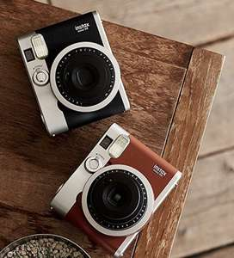 Fujifilm Instax Mini 90 NEO Classic - Impression instantanée