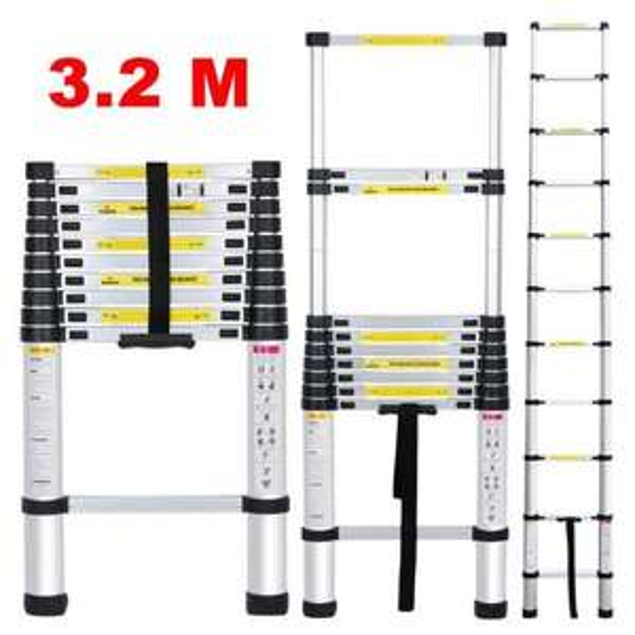 Échelle  télescopique Finether - 3,20m (vendeur tiers & frais de port inclus)