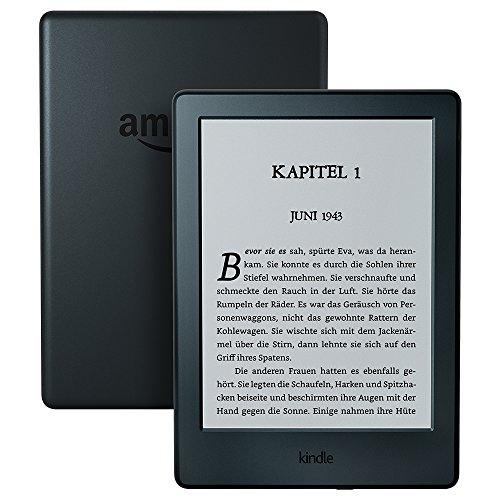"""Liseuse 6"""" Kindle - Noir ou Blanc (sans offres spéciales)"""