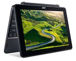 "Tablette 2-en-1 10"" Acer One 10 S1003-14SF Noir - FHD, Intel Atom X5, 4 Go de RAM, SSD 128 Go, Windows 10 (via ODR de 30€)"