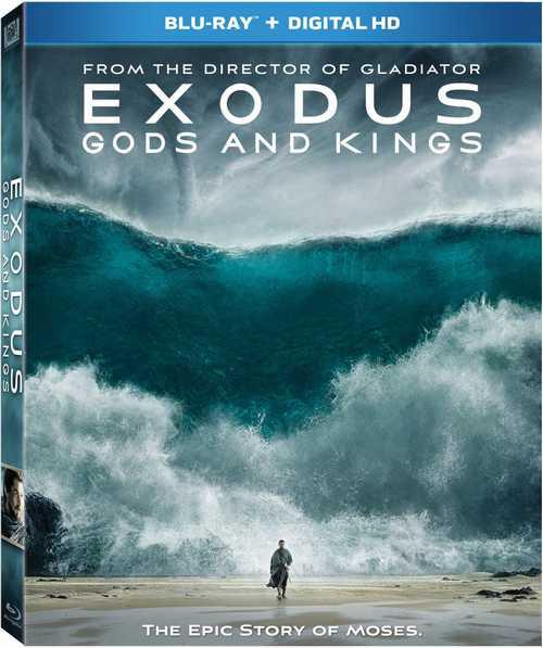 Blu-Ray Exodus and Kings + Digital HD
