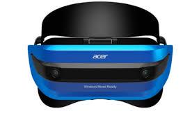 Casque de réalité mixte Acer AH101 avec  2 Contrôleurs (via ODR de 50€)