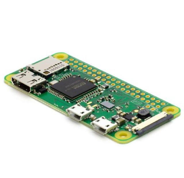 Carte de Développement Raspberry Pi Zero W