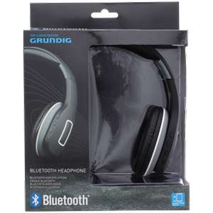 Casque Bluetooth Grundig