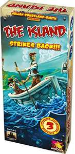 Asmodee ISL02ML - The Island - Expansion Strikes Back