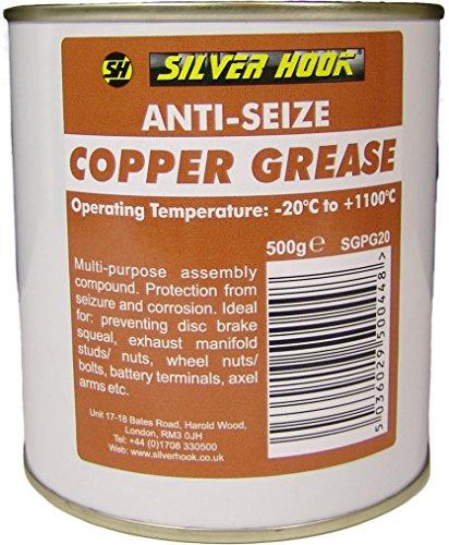 Graisse cuivre Silverhook SGPG20  - 500 g