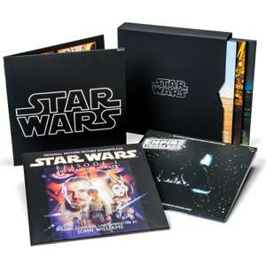 Coffret Vinyles Star Wars - The Ultimate Soundtrack Collection