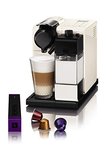 Machine à expresso automatiqu De'Longhi Nespresso Lattissima Touch EN550.W
