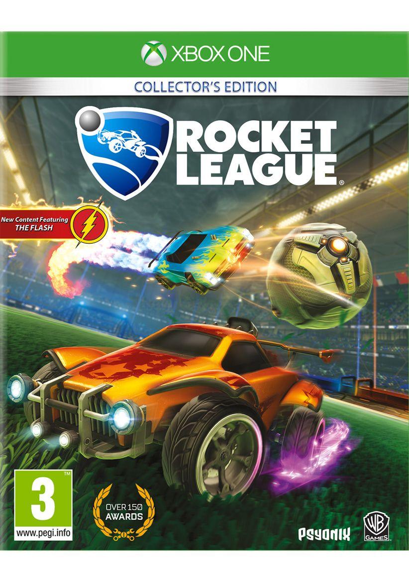 Rocket League - Édition Collector sur Xbox One
