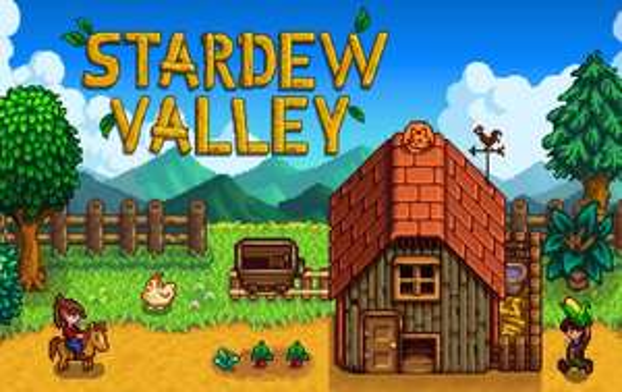 Stardew Valley sur PC (dématérialisé, Steam)