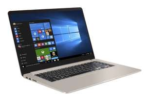 "PC portable 15.6"" Full HD ASUS- VivoBook S15   Intel Core i7 - Intel Core i7-8550U - HDD 1 To + SSD 128 Go - RAM 6 Go - Intel HD Graphics - Windows 10"