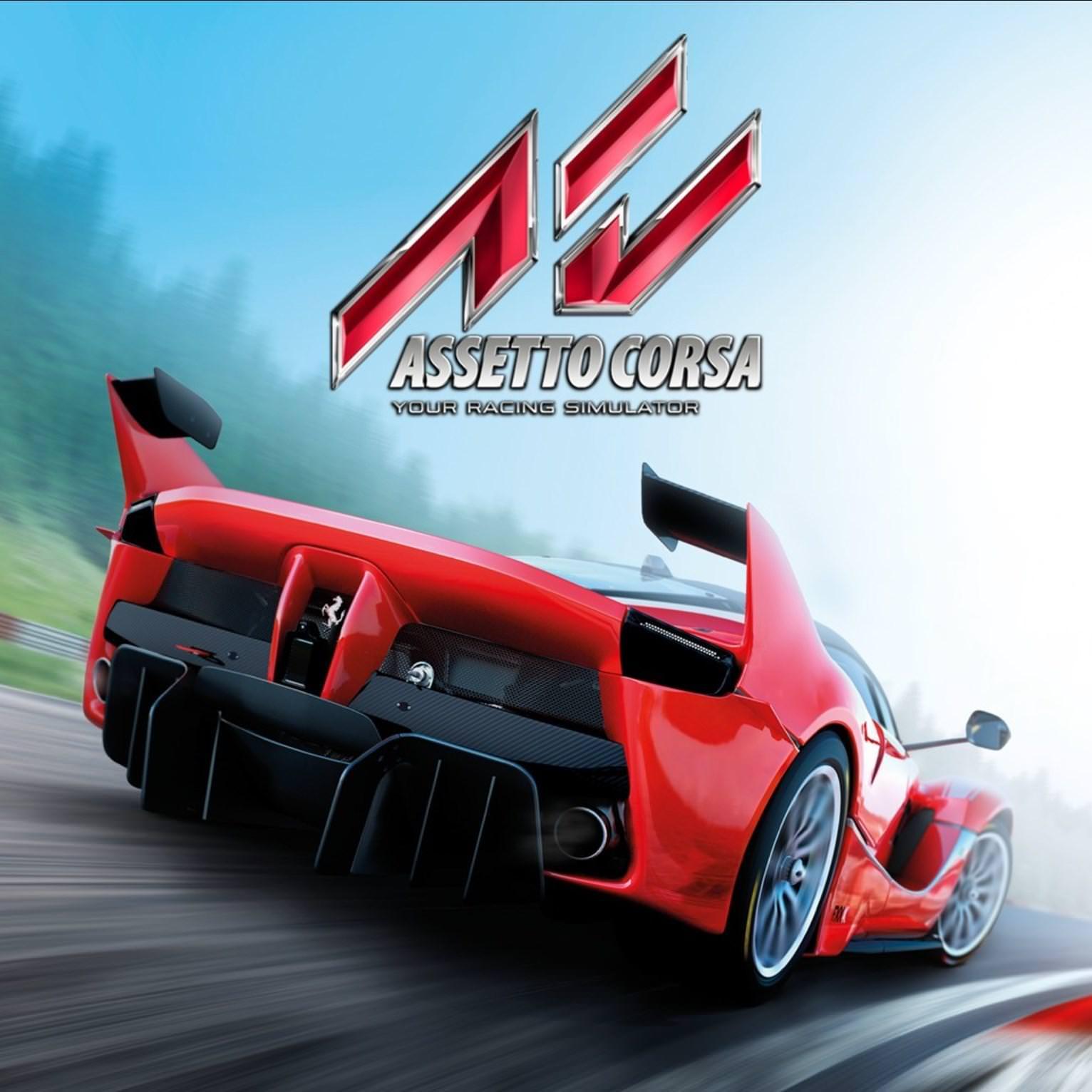 Sélection de jeux simracing en promotion - Ex: Assetto Corsa sur PC (Dématérialisé)