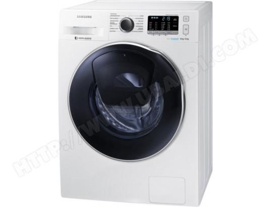 lave linge s chant samsung wd80k5410ow add wash lavage 8kg s chage 6 kg 1400 trs min. Black Bedroom Furniture Sets. Home Design Ideas