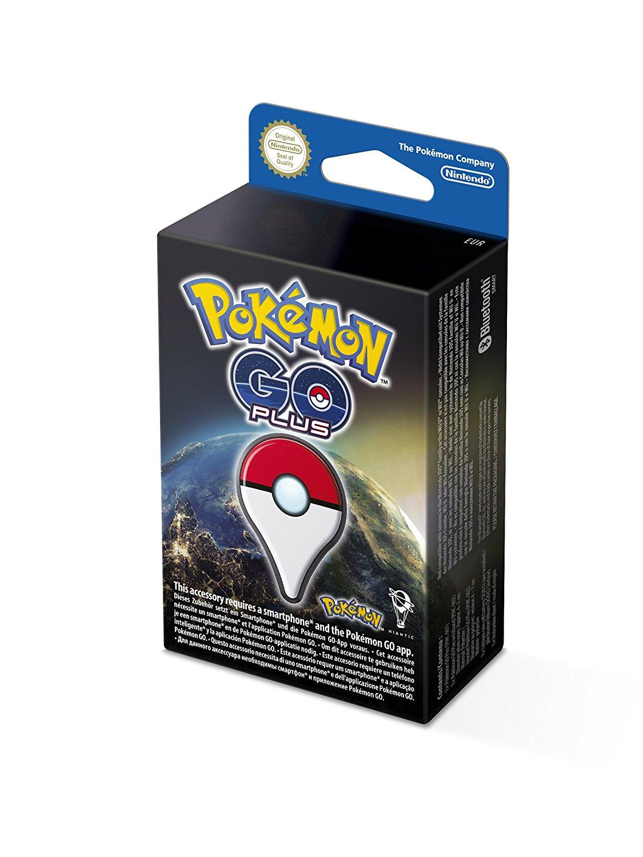 Accessoire Pokemon Go Plus