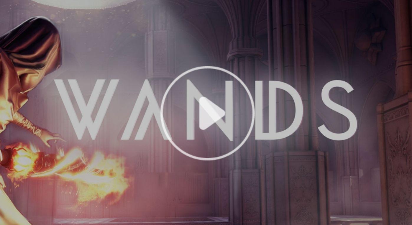 Sélection de Jeux Gear VR en promotion (dématérialisés) - Ex :  Wands