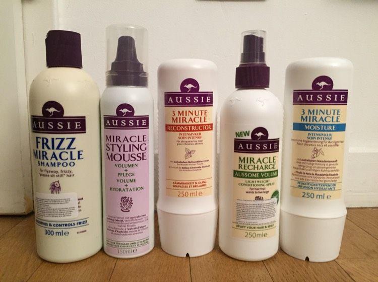 Soin intensif, shampoing, spray texturisant, mousse coiffante Aussie - Planet Mod Clichy-sous-bois (93)