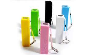 Batterie de secours PowerBank - 2600mah