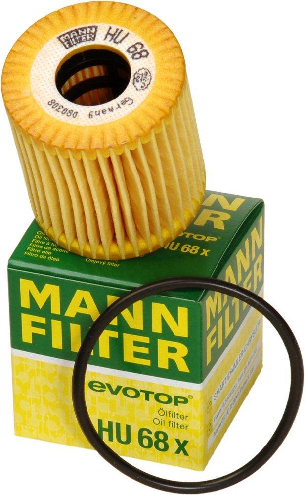 Sélection de Produits Mann Filter en Promotion - Ex: Filtre à huile HU68X