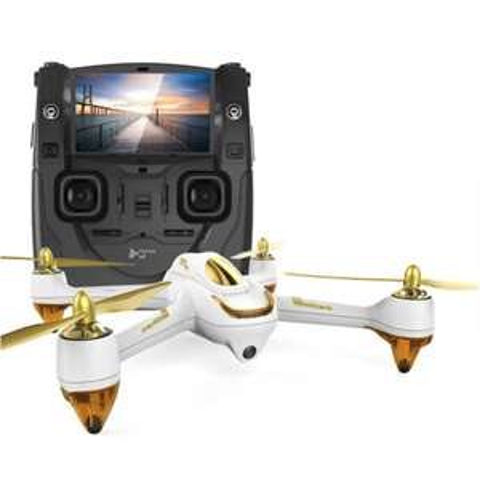 Drone Hubsan H501S X4 GPS 1080P RTH - Entrepôt Allemagne