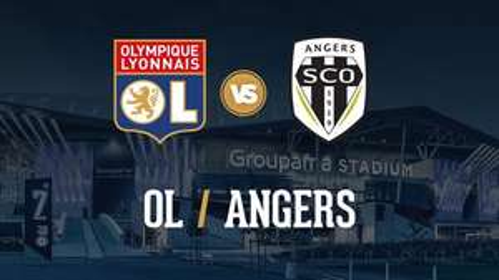 Place Riverains pour le match de Football OL - Angers le 14/01/18 -  Ex: Bloc 118 – 123
