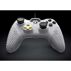 Manette Filaire Power A Fusion 2.0 pour Xbox One - Blanc