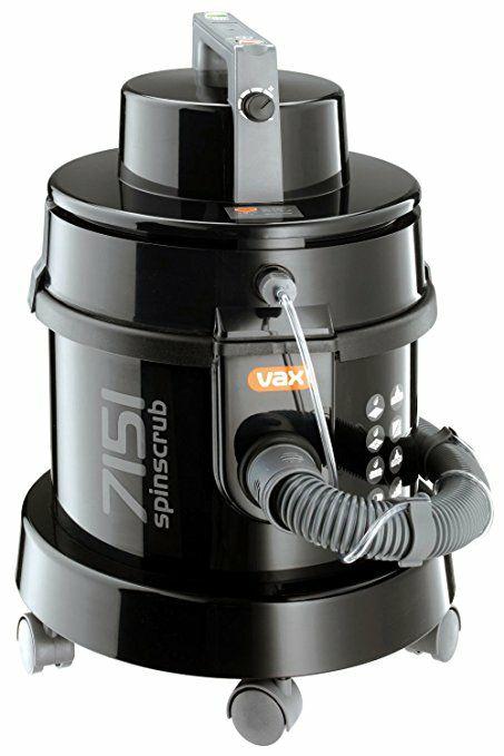 Aspirateur eau et poussière Vax 7151 (1500 W) + accessoires 25 kPa