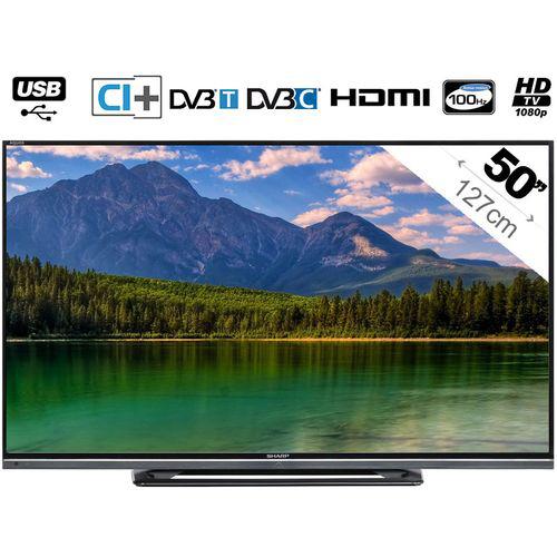 "TV 50"" Sharp LC-50LD264E - Full HD"