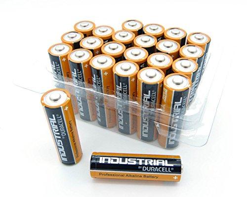 Lot de 96 piles alcalines Duracell Procell - AA 1,5V LR6 (Vendeur tiers)