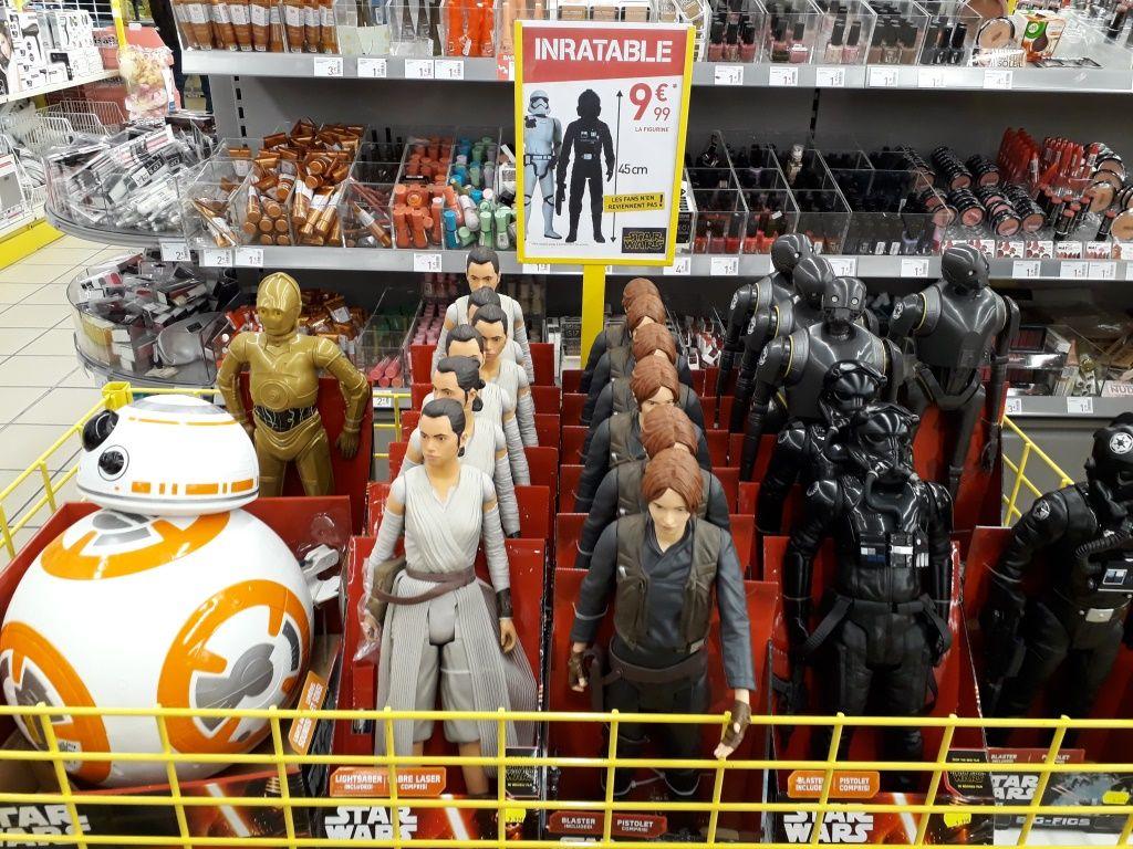 Figurine Star Wars (45 cm) - Différents modèles