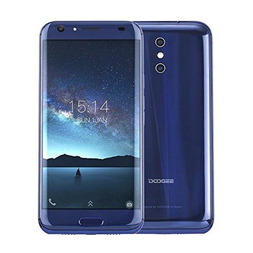 """Smartphone 5.5"""" FHD Doogee BL5000 - 4Go RAM, 64Go, MT6750T Octa-Core, 5050mAh (vendeur tiers) (B20)"""