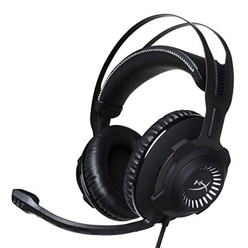 Casque HyperX Revolver S Dolby 7.1 pour PC/Xbox One/PS4/Wii U/Mac
