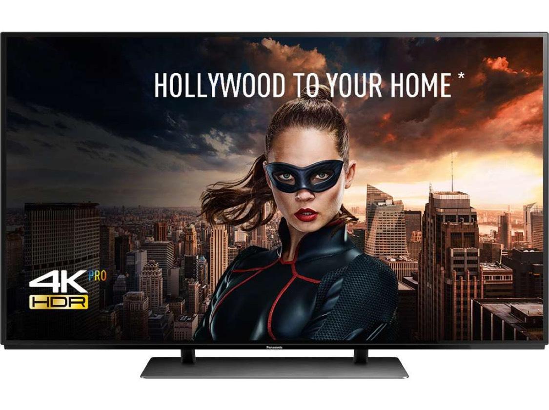 """TV 55"""" Panasonic TX-55EZ950E - 4K UHD, HDR, Smart TV (avec ODR 200€)"""