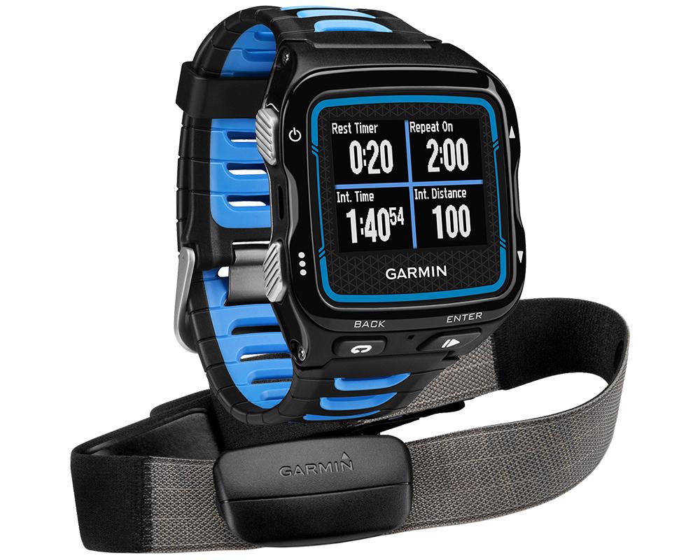 Montre GPS Cardio Garmin Forerunner 920 XT + Ceinture Cardio